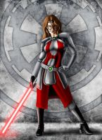 Sith Warrior by Wittman80