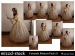 Fairytale Princess Pack 11 by mizzd-stock