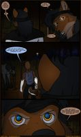 Black Tapestries Issue 20 Page 24 by JakkalWolf