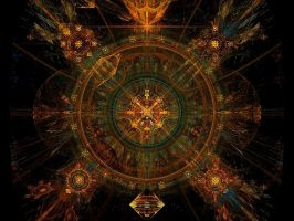 Drum Circle by FracFx