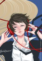 headphone 'beat' by harihtaroon