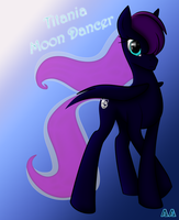 Titania Moon Dancer by AmyAmyCyberfolf