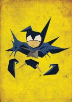 120 Batmite by ColourOnly85
