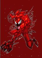 carnage by toonfed