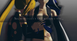 _MMD_ But I would do it just because.. by xXHIMRXx
