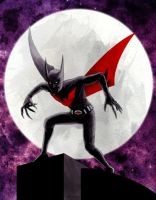 Batman Beyond by brandnewcicada