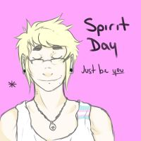 Spirit Day by goatmeal