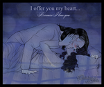 OpheliaxJohn - I offer you my heart... by RedPassion