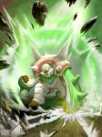 Chesnaught - Chespin final evolution by KeiNhanGia