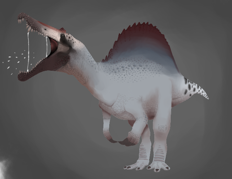 Spinosaurus by The---Other---One
