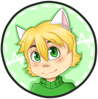 Quick button for the birthday boy by Thoughtful-Stargazer