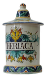 Theriaca apothecary pot PNG by HermitCrabStock