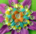Colorful Drops 8 by flowerhippie22