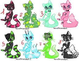 [OPEN] Cat adopts by DM-adopts
