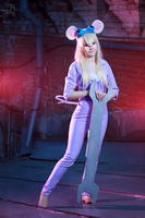 Gadget Hackwrench by Yui-Lang