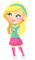 Barbie Png by fruttillita333