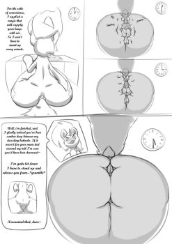 Trade of Butts E2P2 by jigglyjuggle