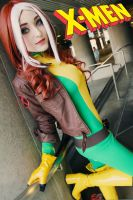 X-Men: Rogue by SugarBunnyCosplay