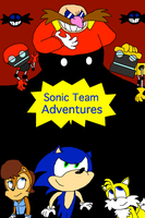 Sonic team adventures season 1 promo by Scurvypiratehog