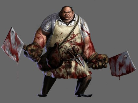 Butcher Concept by MichelleHoefener