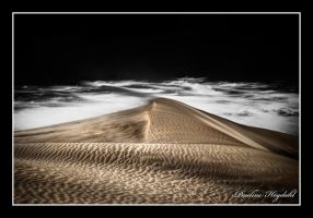 Sand Dunes by Colourize