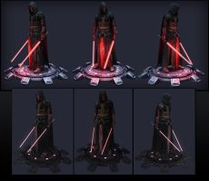 Revan presentation example by digitalinkrod