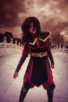 Avatar: TLA - Final Agni Kai 03 by christie-cosplay