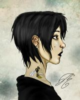 Lisbeth Salander by dididouli
