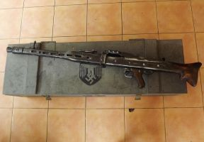 Mauser MG42 by sudro