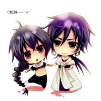 Chibi Judal~ by MeyrinNight009