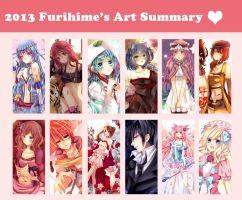 2013 Summary by Furihime
