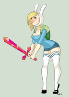 .Fionna by Infected-Ellis