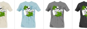 Nature Life T-Shirt by o-pie