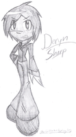 Deryn Sharp by shadowthehedgehog109