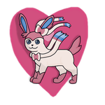 Sylveon by Limeskittle