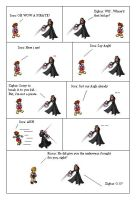Kingdom Hearts PIRATE - Comic by Wizkers