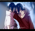 Naruto 590 - love for my brother by especialsempai