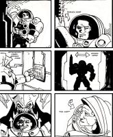 Starcraft Storyboard by Canalus