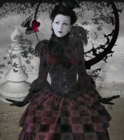 Queen of Hearts by Scarlettletters