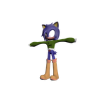 Robby - T pose by DAINAMIX