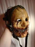 DJ SnookiPunch Custom Mask 1 by purplenothing