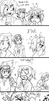 Digicomic 2 by bluecrysto