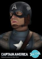 Captain America by Dom-Firth