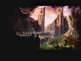 Be Bold by etherealdelirium
