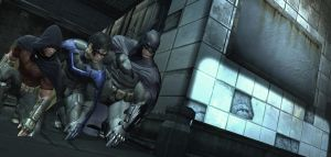 The Bat-Family (Arkham City) by Akhib