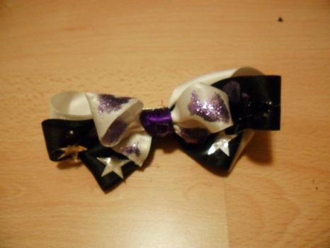 Hair Bows by Innocent-Noet