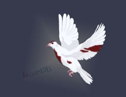Archimedes by No-one-o1