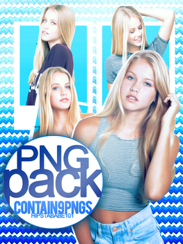 Naty Belmont PNG Pack by duck-goes-quack