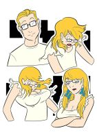 Glasses Change by halonut