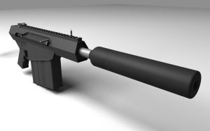 Barrett M82 heavy mod view 2 by ShengDaFlashPRo
